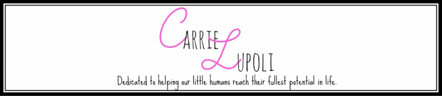 Carrie E. Lupoli, B.S, M.A., M.Ed